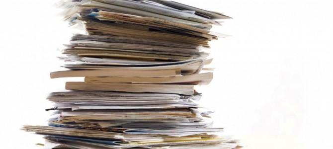 Kosten, aftrekposten, jaarrekeningen en meer. Zelf doen of uitbesteden?